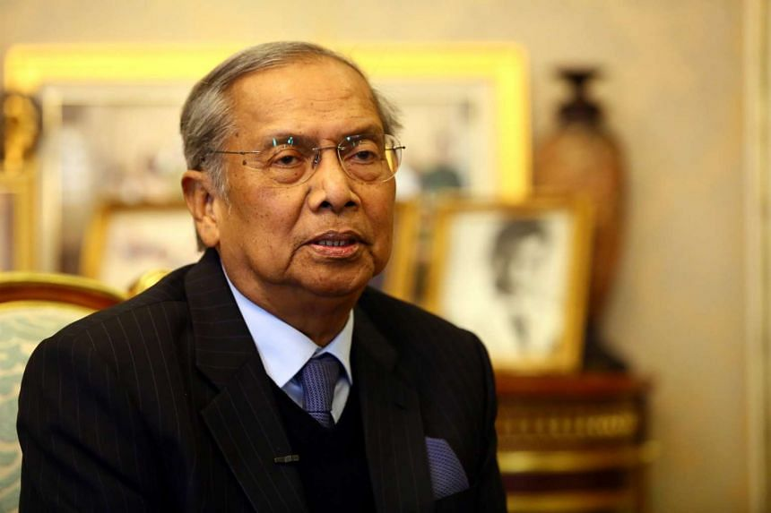 Sarawak's Chief Minister Adenan Satem (above) has announced that Governor Tun Taib Mahmud has agreed to dissolve the Sarawak Legislative Assembly.