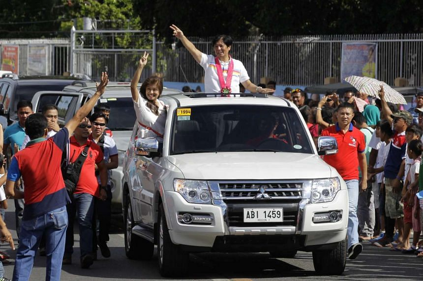 Senator BongBong Marcos is one of the many candidates running in the upcoming Philippine elections coming from a family with a background in politics.