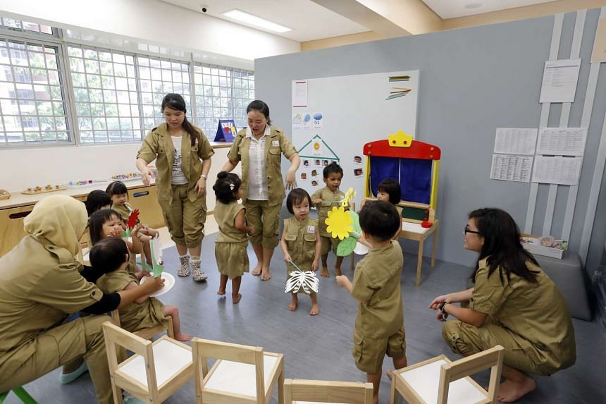 Kindle Garden, the first inclusive pre-school in Singapore, marks the end of its first term after starting operations in January 2016.