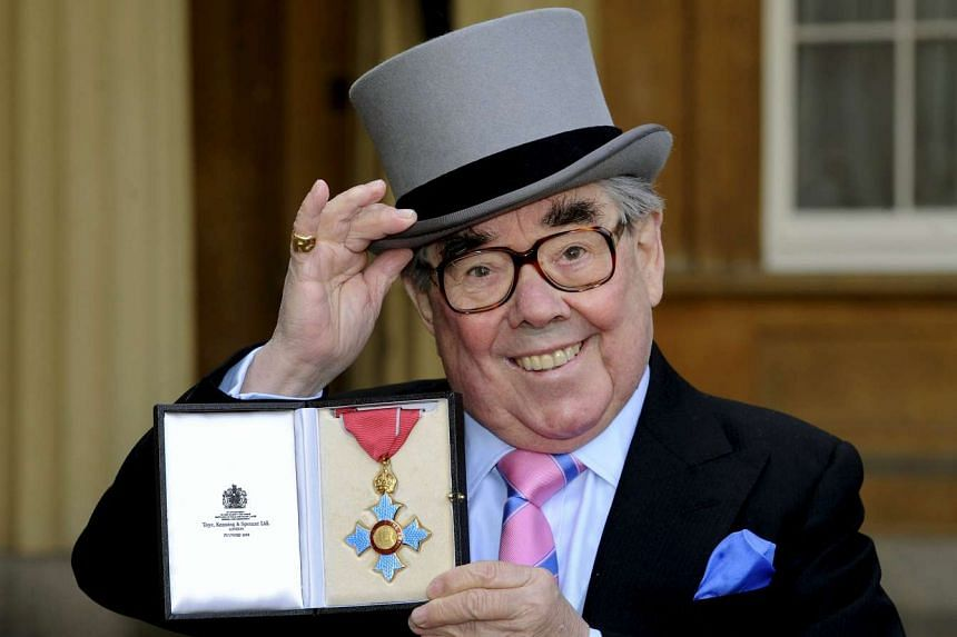 British comedian Ronnie Corbett has died on March 31, 2016, at the age of 85.
