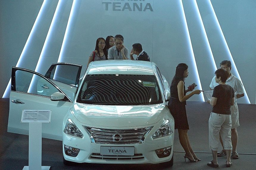 Tan Chong's revenue for the full year rose 39 per cent over the previous year to HK$14.8 billion (S$2.57 billion), driven by the expansion of the company's core automotive vehicle distribution business in Singapore, Thailand and Taiwan.