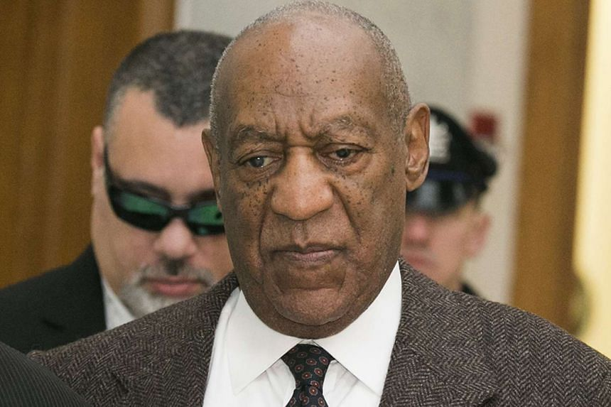Actor and comedian Bill Cosby arrives for the second day of hearings at the Montgomery County Courthouse in Pennsylvania on Feb 3, 2016.