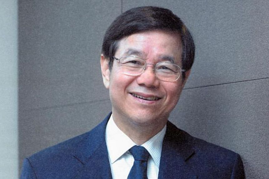 Singapore Post chairman Lim Ho Kee will be stepping down on May 10.