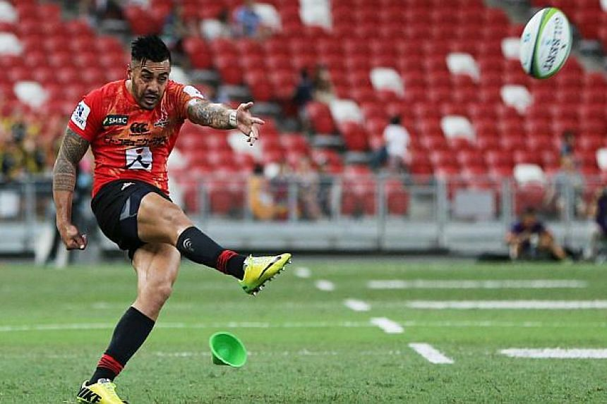 Sunwolves star Tusi Pisi has announced that he will quit the Japanese club to join Bristol on a two-year deal.