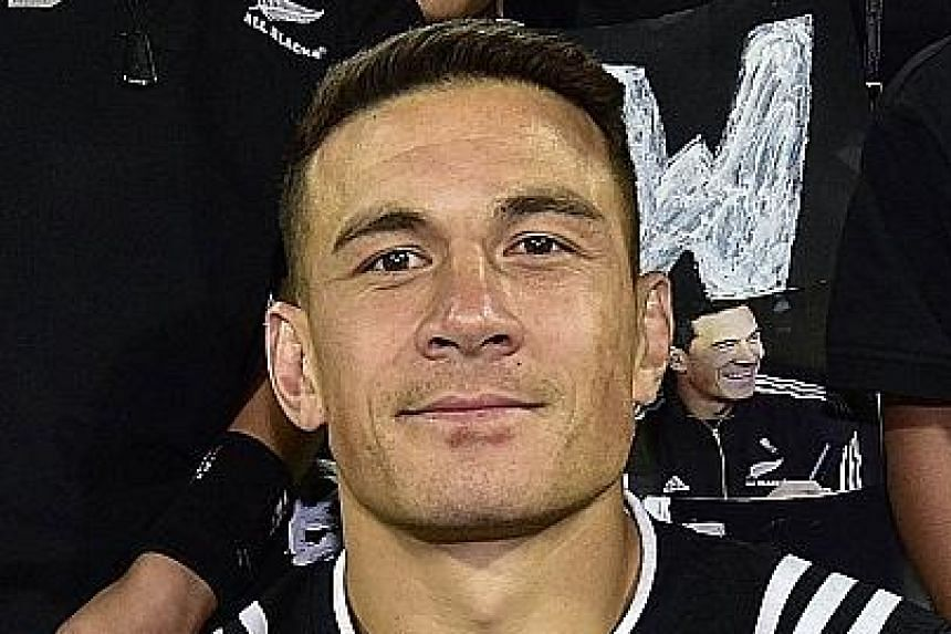 NO HALF MEASURES: Sonny and Liam love the sevens culture and are both very hard workers. They mix in well and want to stake their claims to be in the team to go to Rio. - GORDON TIETJENS, New Zealand sevens coach, on having All Blacks Sonny Bill Will