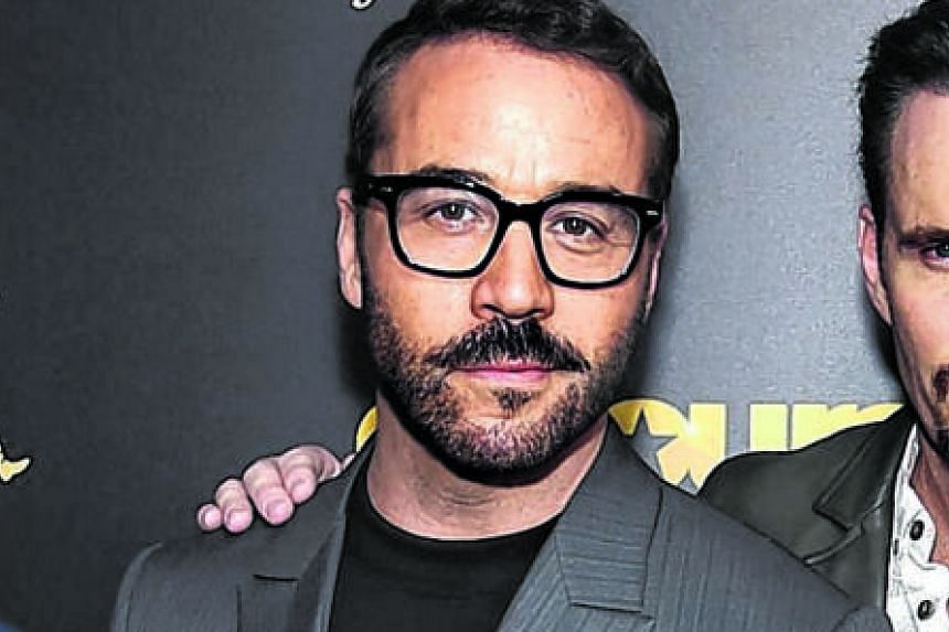 Actor Jeremy Piven