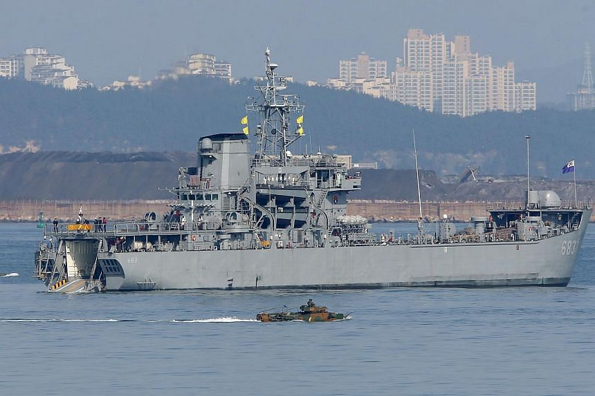 GPS-jamming signals from North Korea had so far affected 58 aircraft and 52 ships, Seoul said in Friday (April 1).