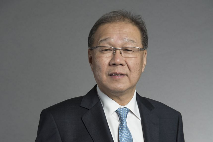 Prof Low (above) will take over as chairman on May 10.