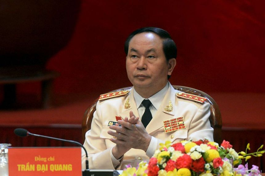 Quang, 59, is a police general who hails from Vietnam's Ministry of Public Security.