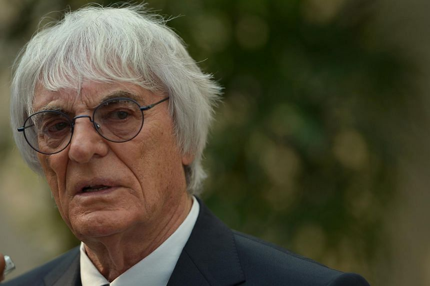 Formula One drivers are only pushing for reforms to their troubled sport because their teams have told them to do so, according to Formula One boss Bernie Ecclestone (above).