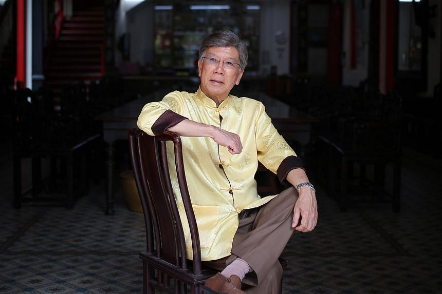 Mr Tham wants to revive Meng Kee Eating House, which his late father Tham Kwong Meng started in Chinatown in the 1940s. For a long time, Meng Kee was an institution for Cantonese cuisine. It closed down in 1997, about two years before the elder Mr Th