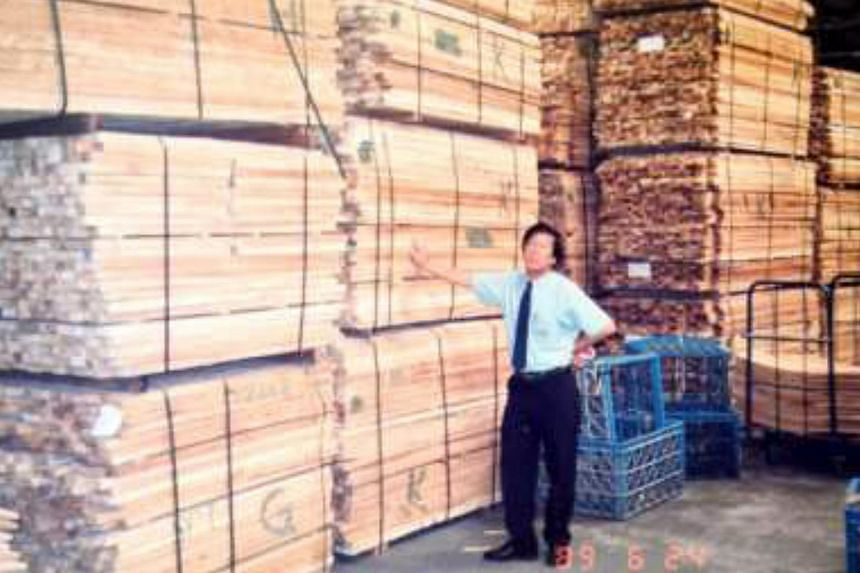 Mr Tham oversaw the timber portfolio as an executive with trading company Intraco and later started his own firm, Eximwood.