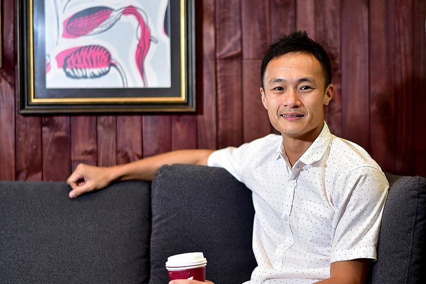 Mr Lee set up Coffee Ventures in January, an early-stage investor in start-ups in sectors like health technology and big data.