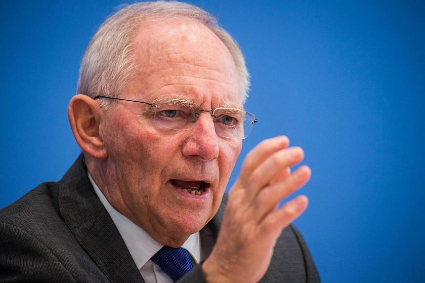 German finance minister Wolfgang Schaeuble has long been fighting against money fraud and tax havens.