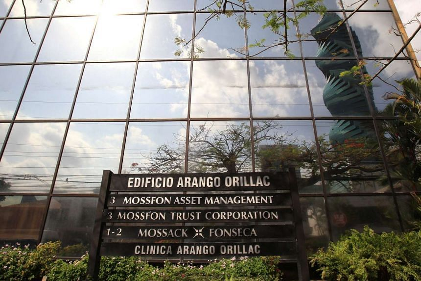 The building where the office of Panamanian law firm Mossack Fonseca is housed.