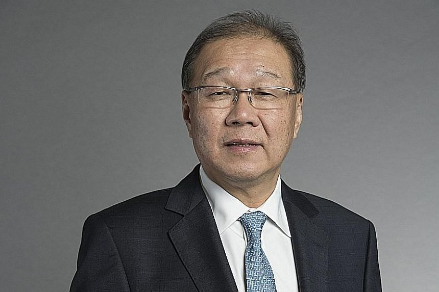 SingPost is embroiled in a controversy over the quality of its corporate governance. Last Friday, Mr Lim (below, left) its chairman, said he will step down on May 10. He will be replaced by Prof Low (below, right).