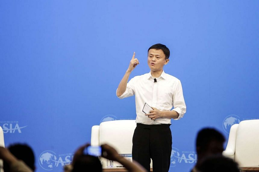 Alibaba Group executive chairman Jack Ma said that finding ways to better adapt to readers' reading habits should be a priority.