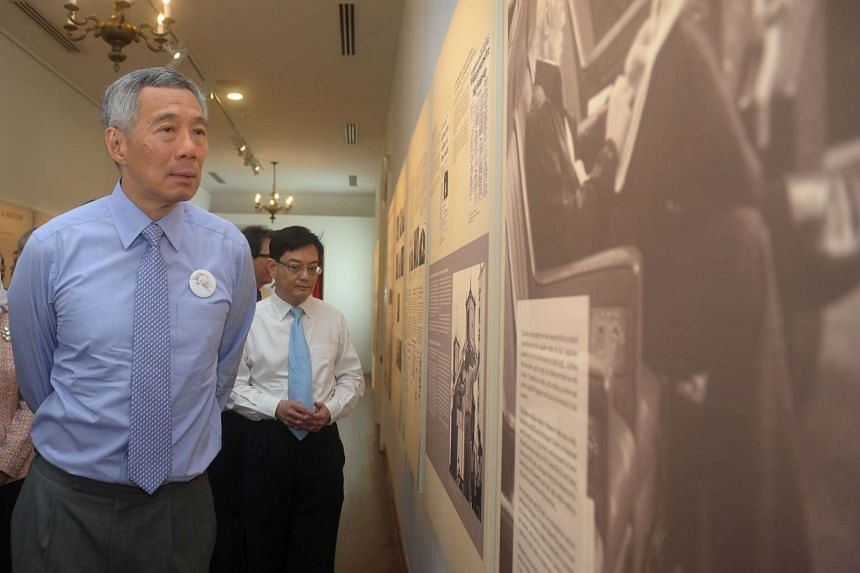 """Prime Minister Lee Hsien Loong will open the """"Declassified - Corruption Matters"""" exhibition on Thursday (April 7)."""