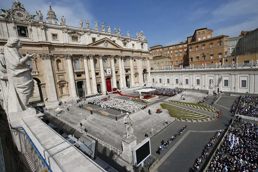 The Vatican has set up a new office aiming to promote its .Catholic domain name.