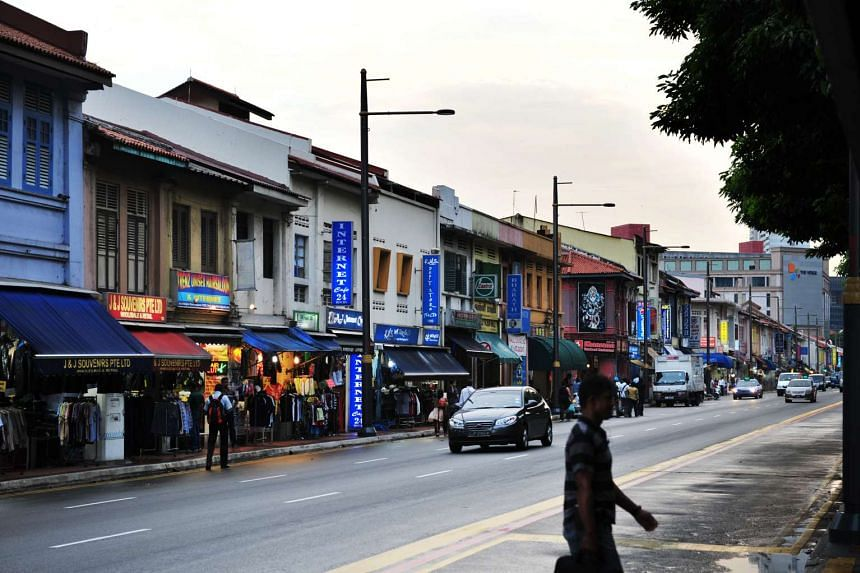 Little India will be getting a new community spaces and its own online marketplace.