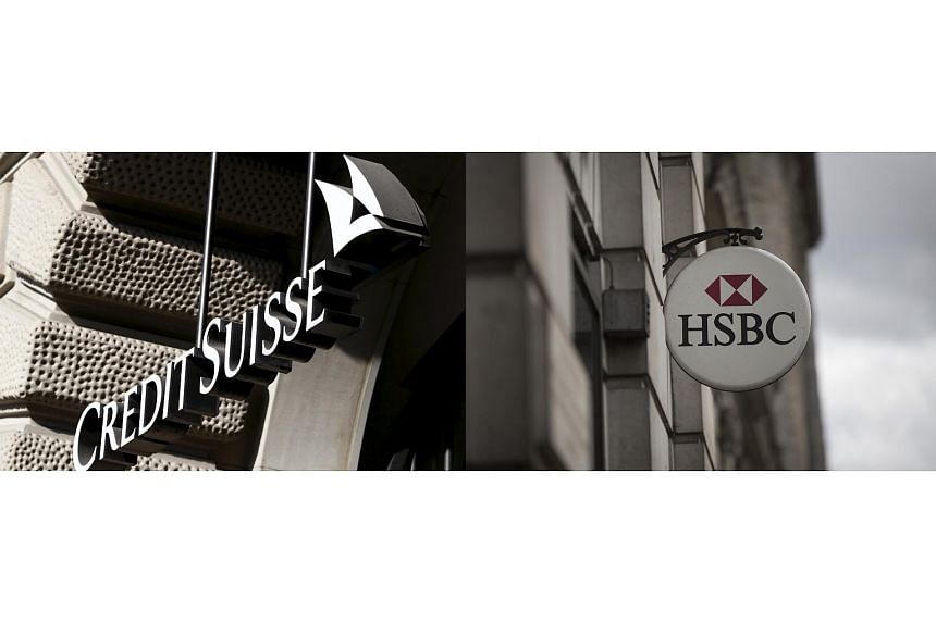 Credit Suisse and HSBC dismissed suggestions they were actively using offshore structures to help clients cheat on their taxes.