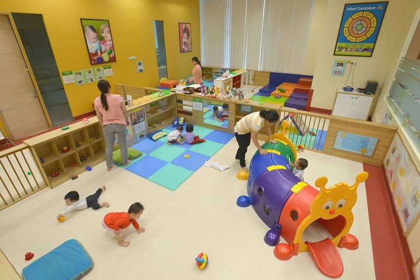 More infantcare facilities could be opened or expanded to give parents peace of mind that their babies would be looked after whenever they work late, said several MPs.
