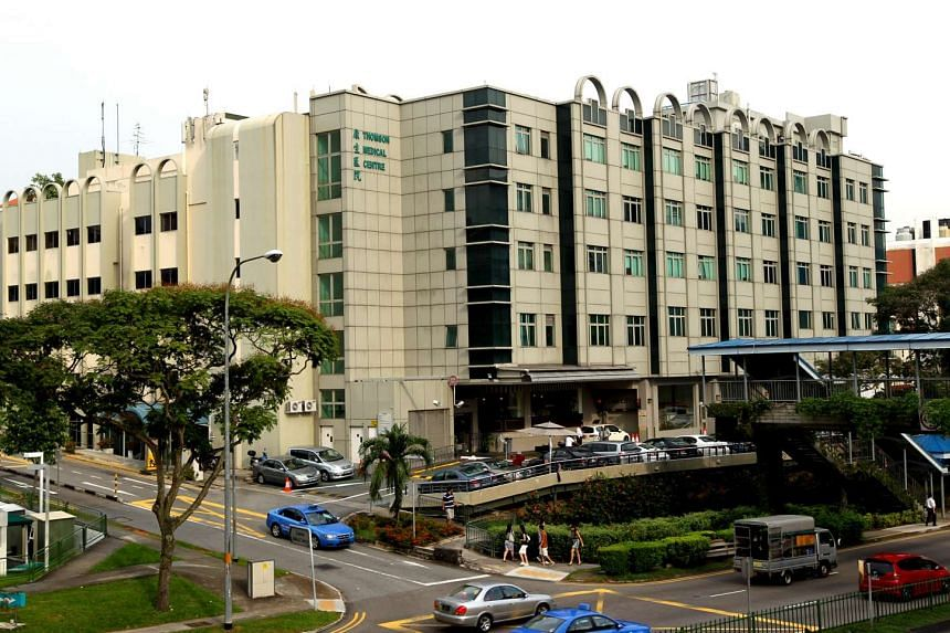 Thomson Medical Centre.