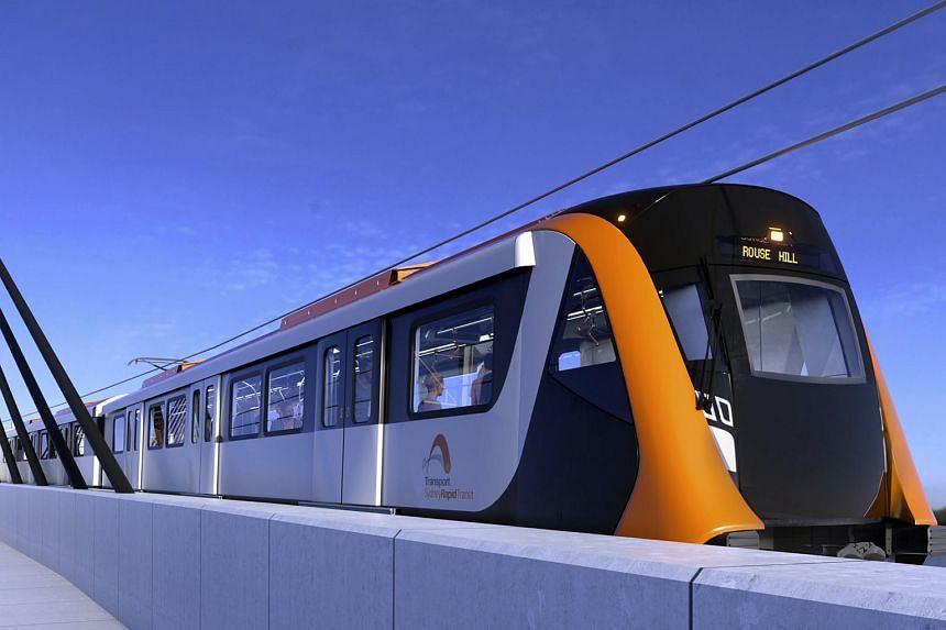 The Sydney Rapid Transit.