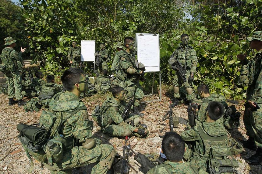The Ministry of Defence has announced more incentives for NSmen.