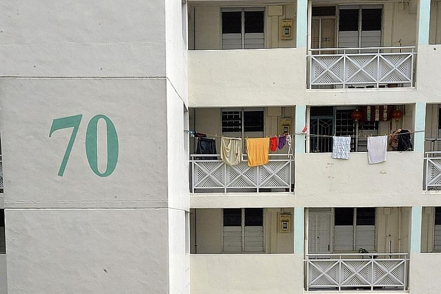 A 28-year-old woman was found dead in a flat at Block 70, Circuit Road, on March 22. The landlord had discovered the body of the woman during his visit to check on the flat.