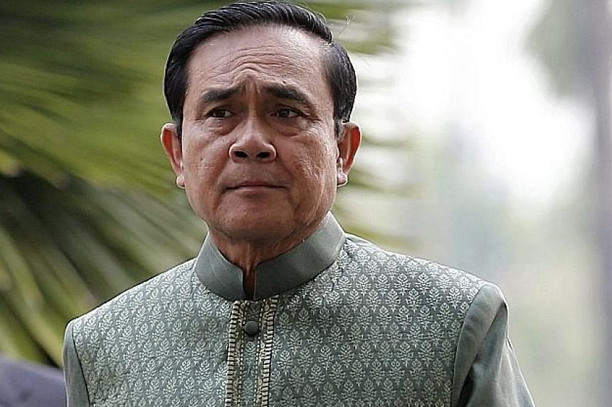 Thailand's Prime Minister Prayut, a former general, seems to consider Russia an alternative political model to the Western liberal democratic system, one whose strict societal control and authoritarian leadership fit more closely with his style of g