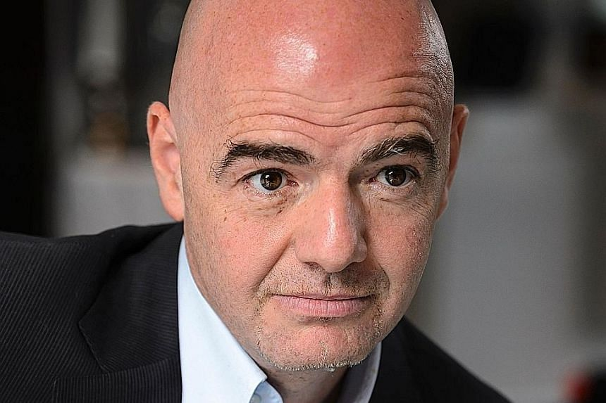 Fifa president Gianni Infantino maintains there is no indication of any wrongdoing over the broadcasting rights contracts.