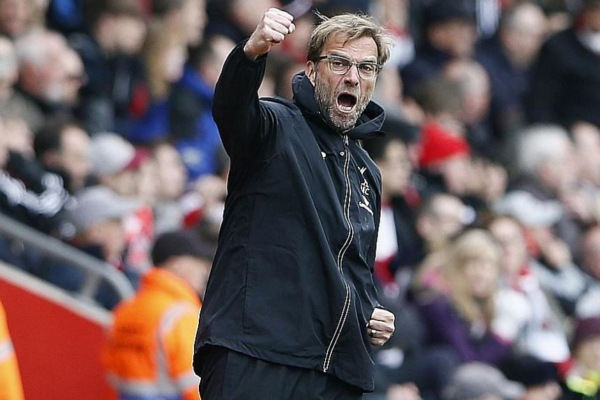 Liverpool manager Juergen Klopp will face an emotional return to Signal Iduna Park when his side face Dortmund in their Europa League quarter-final, first-leg match today.