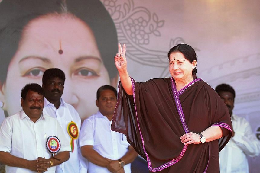 Tamil Nadu Chief Minister J. Jayalalithaa has made very few public appearances over the past two years, fuelling rumours of ill health.