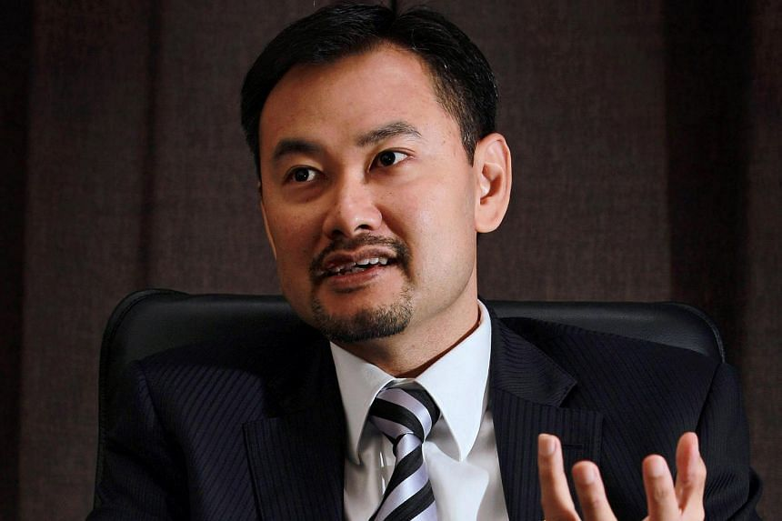 File photo of chief executive officer of 1Malaysia Development Bhd (1MDB) Shahrol Halmi.