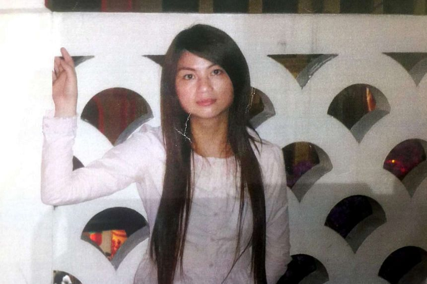 Ms Zhang Huaxiang, 28, was found dead in a flat at Block 70, Circuit Road, on March 23, 2016.