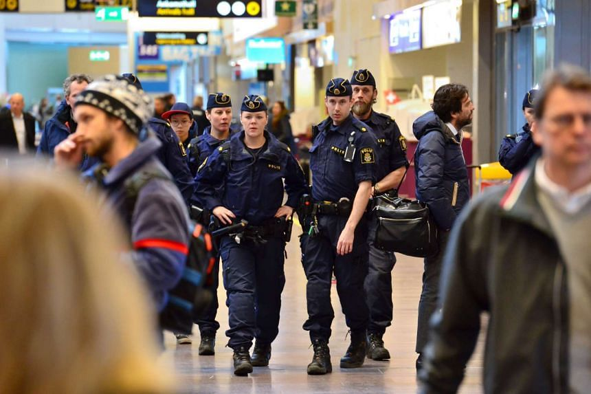 Sweden is charging a man allegedly for planning a suicide bombing in the Scandinavian country.