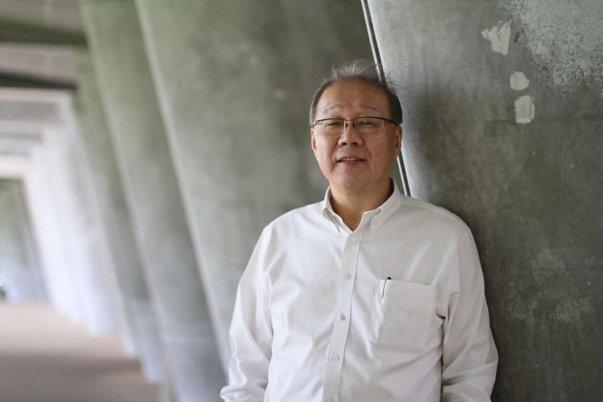 Professor Low Teck Seng, CEO of the National Research Foundation.