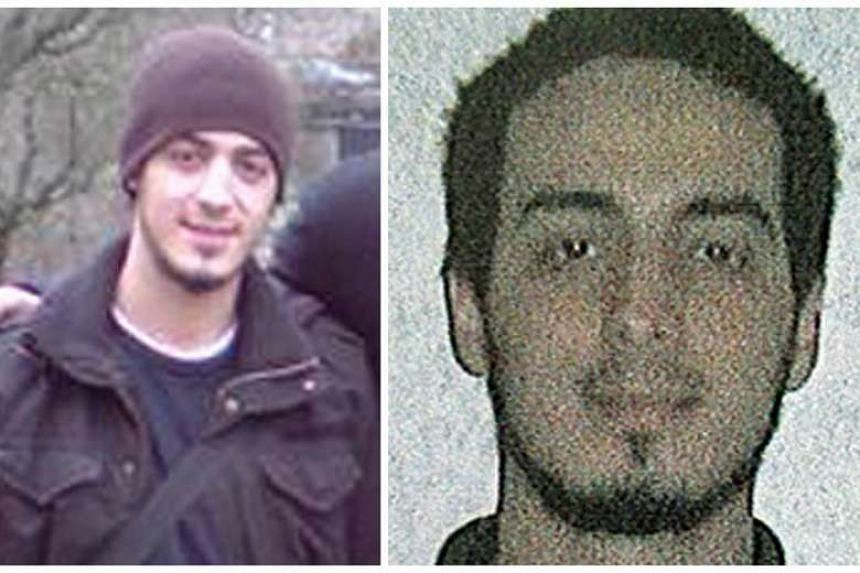 The individual was not named, but a source close to the inquiry told AFP it was Najim Laachraoui (above).
