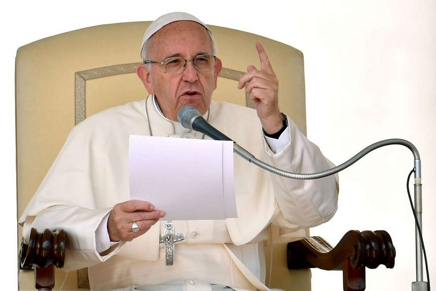 The Vatican has said that Pope Francis will visit the Greek island of Lesbos on April 16.