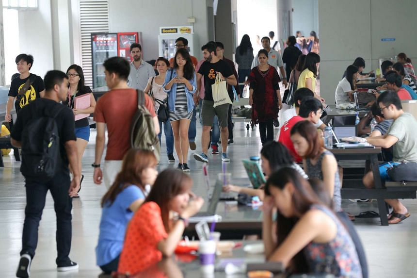 Nanyang Technological University was named the fastest-rising university last year.