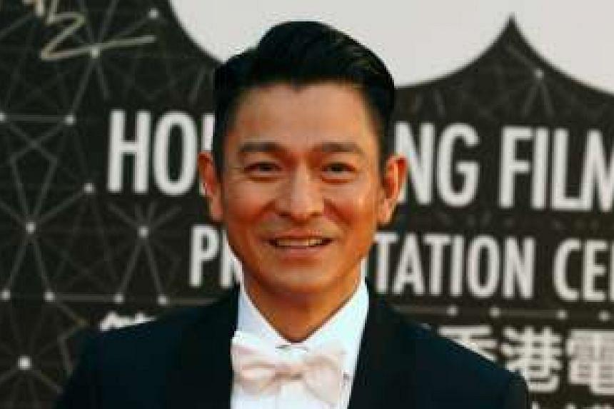Andy Lau.