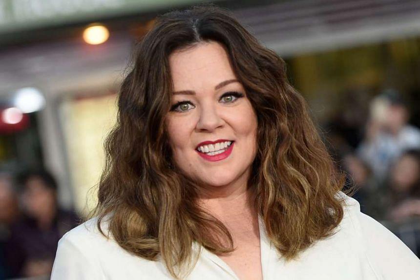 Melissa Mccarthy.