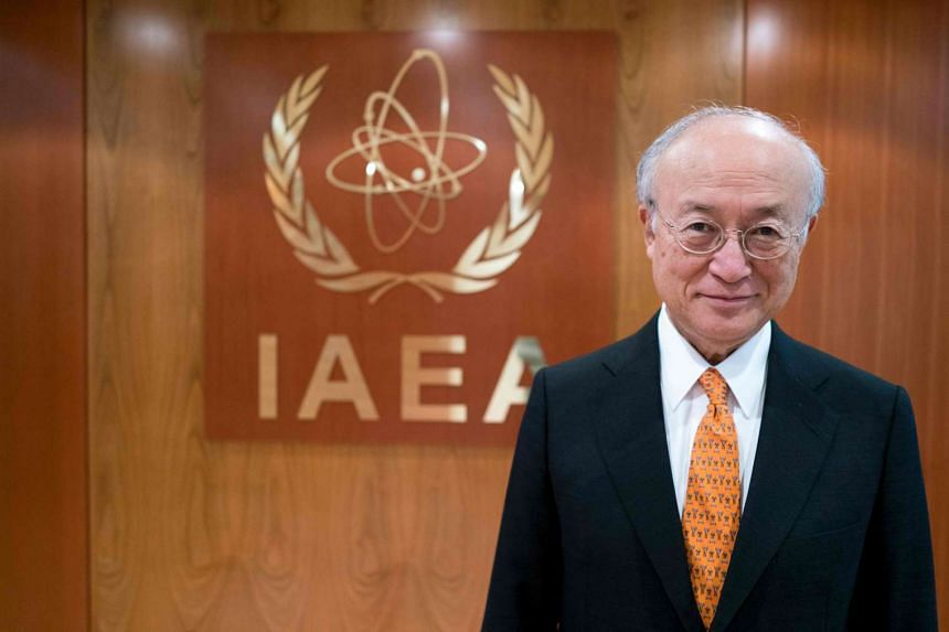 IAEA chief Yukiya Amano said in a statement that the new rules will aid in reducing the risk of terror attacks involving nuclear material.