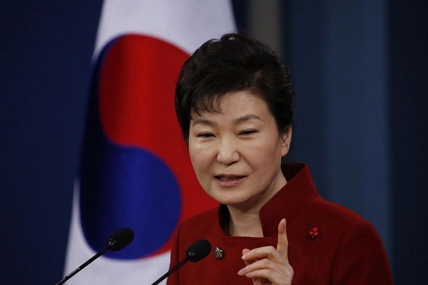 """A North Korea CPRK spokesman said Park Geun Hye's behaviour and comments at a nuclear security summit resembled """"the epileptic fit of a despicable confrontational maniac""""."""