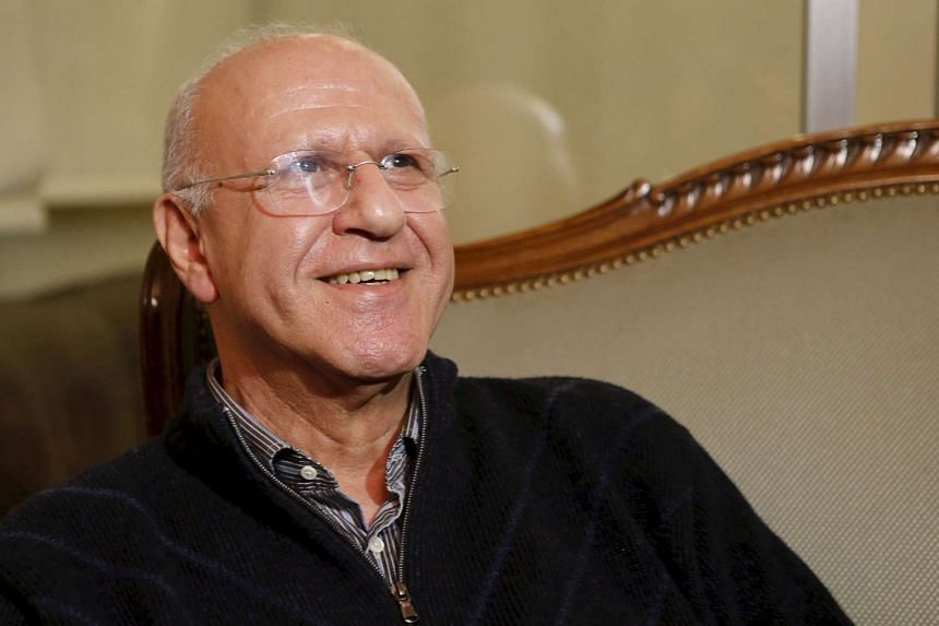 """Lebanon former minister Michel Samaha was sentenced to 13 years in prison for attempting to carry out """"terrorist acts""""."""