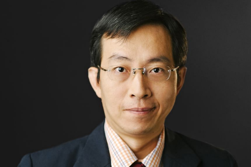Prof Wang (above) and Dr Thawatchai are both involved in the E2S2 Create programme