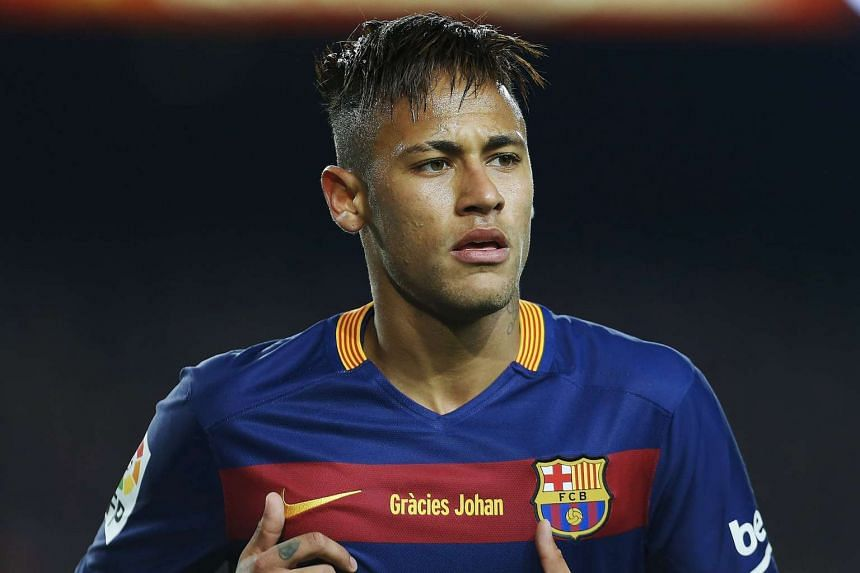 Barcelona insist that Neymar (above) needs to have adequate rest over the summer before the start of the next domestic season.