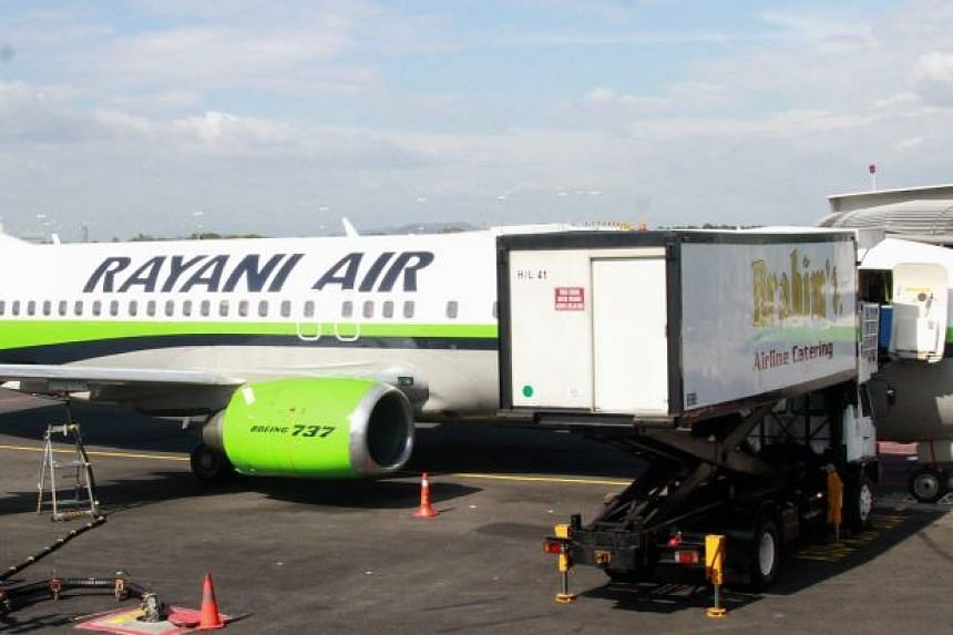 Rayani Air has suspended its operations with immediate effect until further notice.