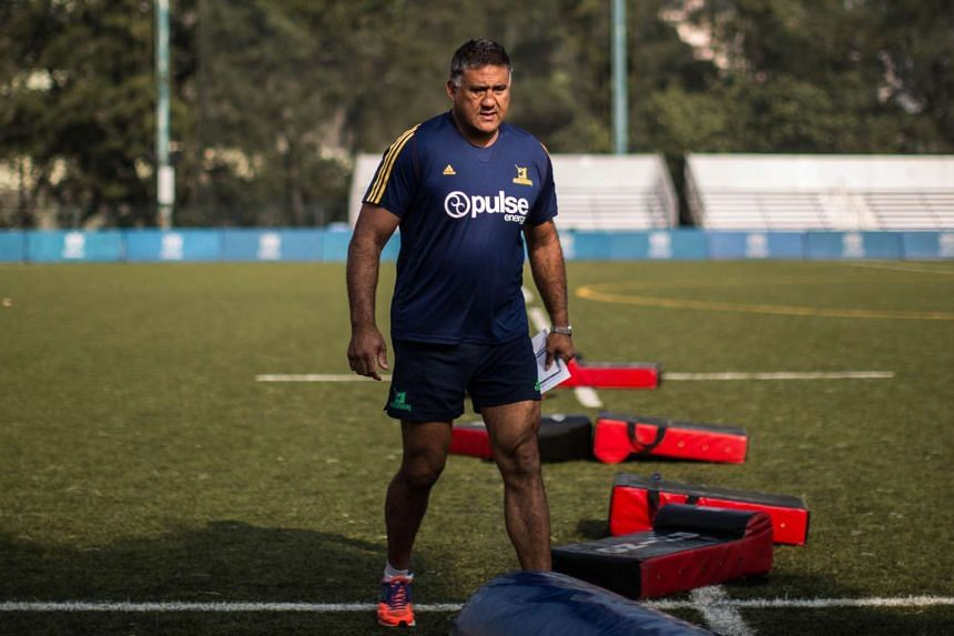 Incoming Japan head coach Jamie Joseph wants more Brave Blossom internationals to return home and play for the Sunwolves.